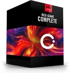 RED GIANT COMPLETE SUITE Subscription 1 Year - Upgrade from Red Giant Perpetual (Suite or Individual)